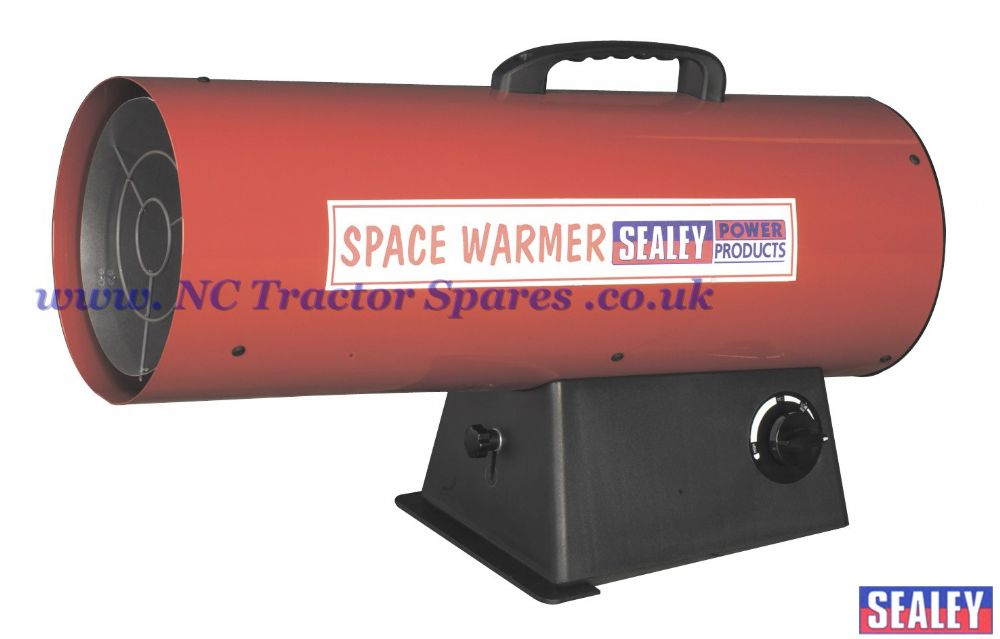 Space Warmer Propane Heater 110,000-150,000Btu/hr